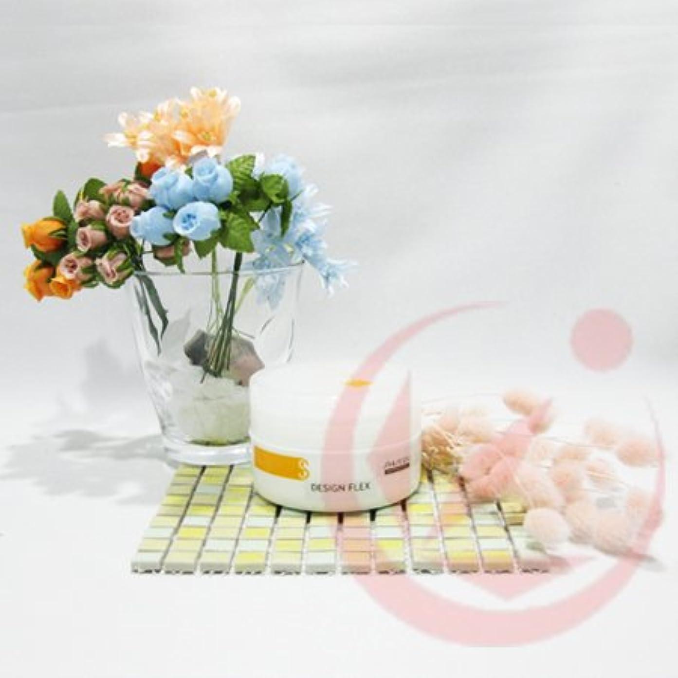 レシピバンク透過性資生堂 デザインフレックス エアテイスト ワックス(ソフト) 90g