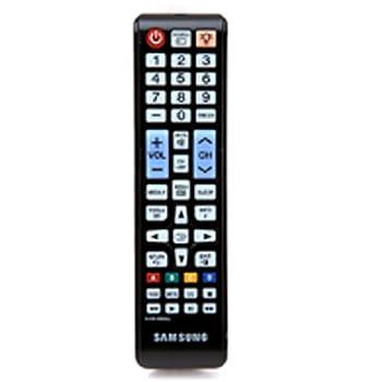 Samsung Remote Control Originally Supplied with UN55EH6000FXZA UN55EH6000FXZACH01 UN55EH6000FXZATH02 UN60EH6000FXZAHS01 PN43E440A2F