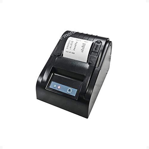 コインカウンターで集計した金額・枚数をプリンターに出力!コインカウンター【EM-CC専用レシートプリンター】