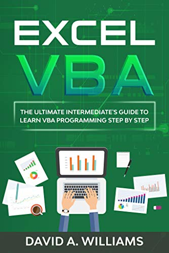 Excel VBA: The Ultimate Intermediate's Guide to Learn VBA Programming Step by Step