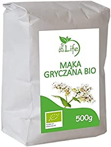 Harina de trigo sarraceno 500g EKO Bio Life