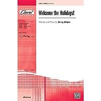 アルフレッド00-27419は、休日を歓迎 - ミュージックブック