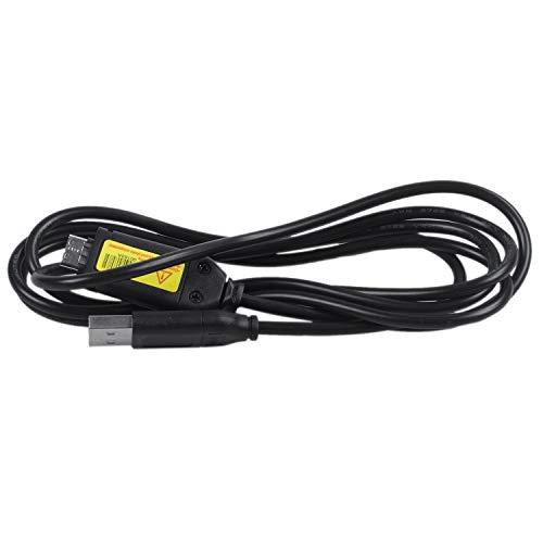 Viudecce SUC-C3 USB Cable de Cargador de Datos para Camera ES65 ES70 ES63 PL150 PL100