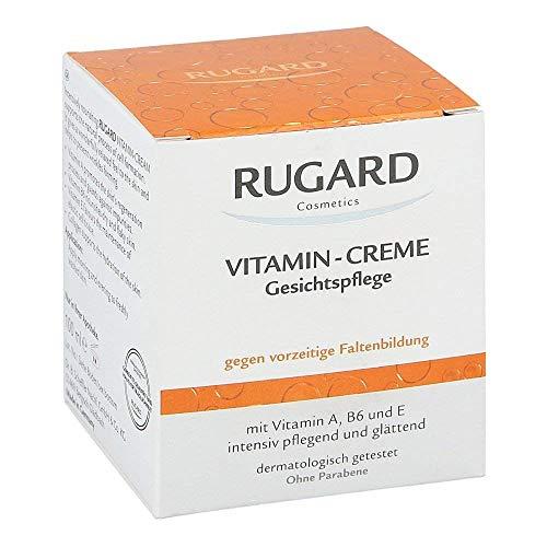 Rugard Vitamin Creme Gesichtspflege, 100 ml