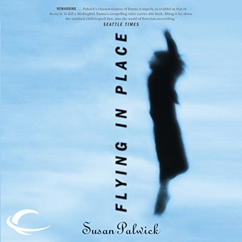 Flying in Place audiobook cover art