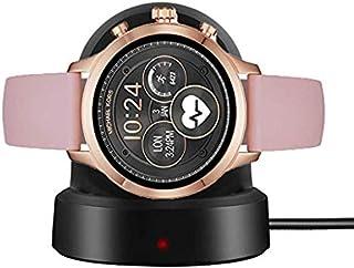 405cc167251 LvBu Cargador Charger para Michael Kors Runway Smartwatch (Negro)