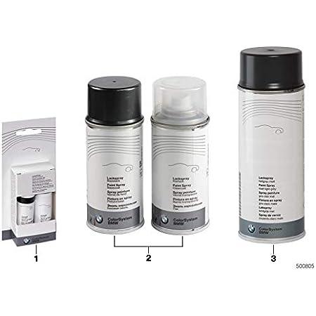Tristarcolor Autolack Spraydose Für Bmw 144 Felgensilber Metallic Basislack Sprühdose 400ml Auto