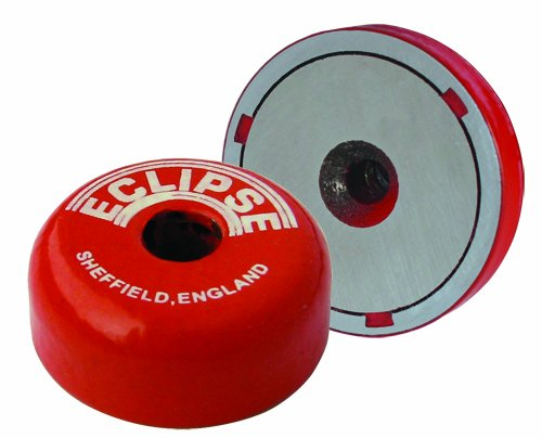 Eclipse Magnetics 828 Alnico Shallow Pot Magnet, 1-1/2' Diameter