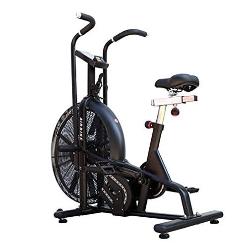 HXXXIN Resistenza al Vento Spinning Bike Palestra silenziosa Fan Auto Nuova Bici da casa cyclette aerobica Indoor 🔥