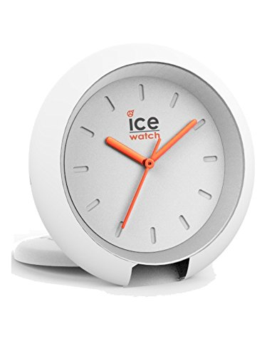 Ice-Watch 015192 ICE Travel Clock Horloge Unisex Kunststof analoog licht alarm wit