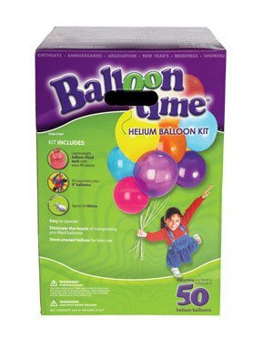 Helium Tank Kit by Factory Card and Party Outlet