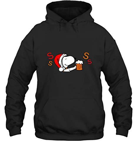 Snoopy Love Beer - Camiseta para disfraz divertido