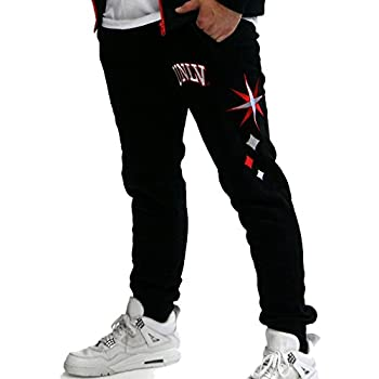 Twin Vision Activewear UNLV Rebels NCAA Men s Jogger Pant  Black   Medium