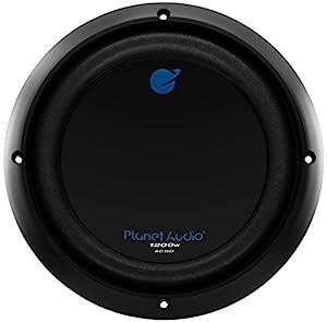 Planet Audio AC8D 8 Inch Car Subwoofer