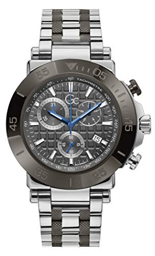 Gc Guess Collection Y70003G5MF Gc One Heren horloge 44 mm