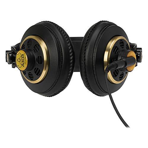 AKGモニターヘッドホンK240STUDIO-Y3セミオープンエアー型スタジオヘッドホンヒビノ扱い3年保証モデル