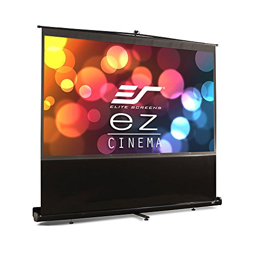 Elite Screens F150NWH Pantalla de proyección 3,81 m (150') 16:9 - Pantalla para proyector (Manual, 3,81 m (150'), 3,32 m, 186,9 cm, 16:9)