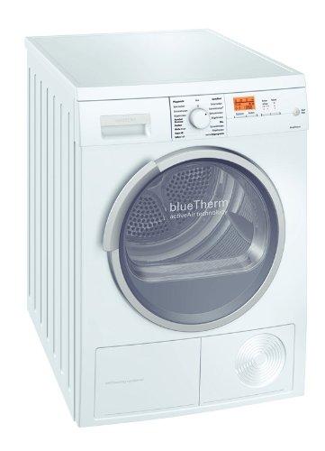 Siemens WT46W560 - Tendedero (7 kg, 1,61 kWh), color blanco
