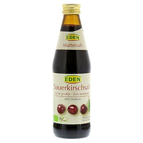 MEHRWEG Eden Sauerkirschsaft (330 ml) - Bio