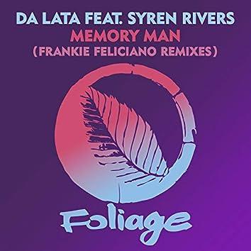 Memory Man (Frankie Feliciano Remixes)