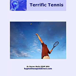 Terrific Tennis     Stay Focused and Play Every Game to the Best of Your Ability              By:                                                                                                                                 Darren Marks                               Narrated by:                                                                                                                                 Darren Marks                      Length: 28 mins     3 ratings     Overall 5.0