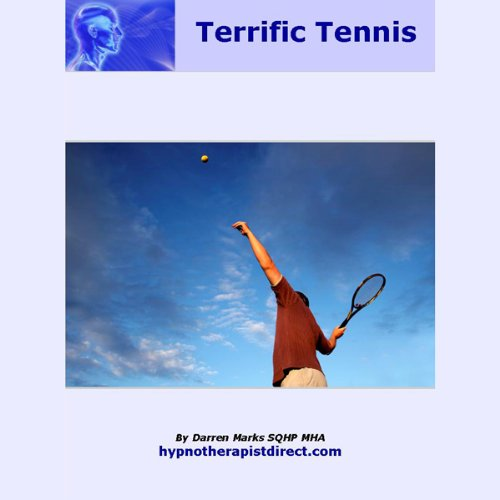 Terrific Tennis cover art