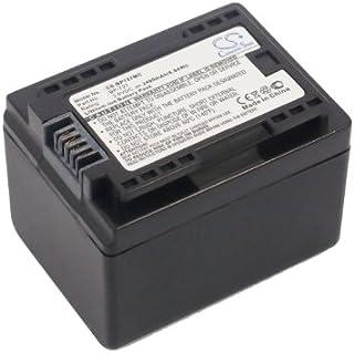 Battery for Canon VIXIA HF M52 Li-Ion 3.6V 2400mAh - BP-727
