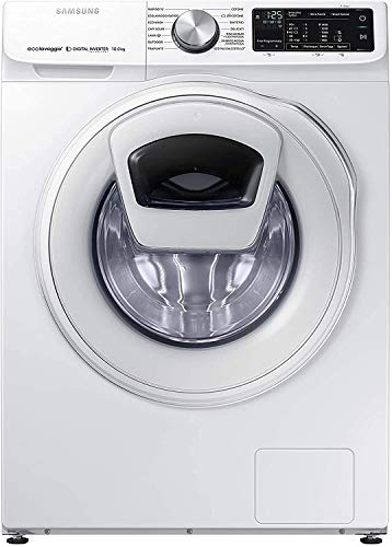 Samsung WW10N64MRQW Lavatrice 10 kg AddWash, 1400 rpm, Bianco