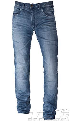 MOTTOwear Gallante blue Kevlar-Jeans S W32/L34