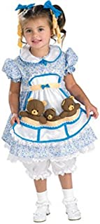 Rubie's Goldilocks Costume - Small