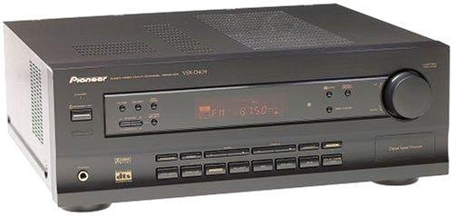 Pioneer VSX-409 AV-Receiver Negro