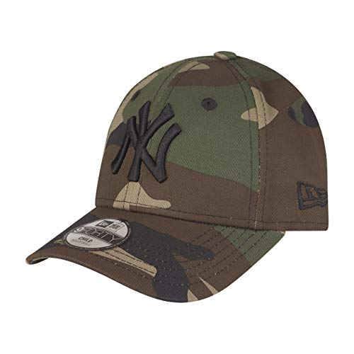 New Era 9Forty Kinder Cap - NY Yankees Wood camo - Child