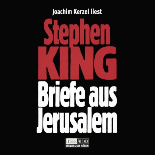 Briefe aus Jerusalem  Titelbild