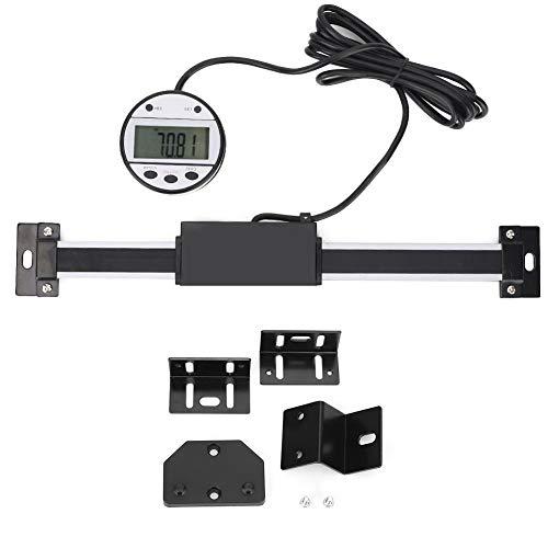 Wegsensor Digital Linear Scale, Digital Linear Scale Aluminiumlegierung mit Rundmagnet-Anzeigegerät Messwerkzeug 1000mm(1000MM)