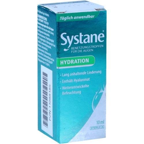 SYSTANE Hydration Benetzungstropfen für die Augen 10 ml