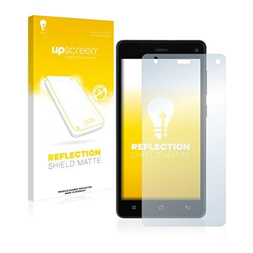 upscreen Entspiegelungs-Schutzfolie kompatibel mit Medion Life E5001 (MD 99206) – Anti-Reflex Bildschirmschutz-Folie Matt