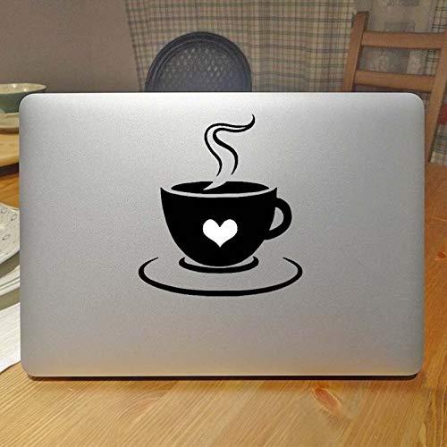 GADGETS WRAP Sweet Heart Coffee Laptop Sticker for Apple MacBook Pro 13 Decal Air Retina 11 12 156 Inch Hp Mac Mi Book Skin Notebook Decal