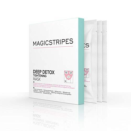 Magicstripes Mascarilla Tensora Y Purificante, 3 Unidades