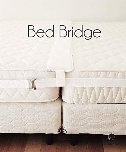 BALIBETOV Bed Bridge Twin zu King Konverter Kit - Bed Gap...