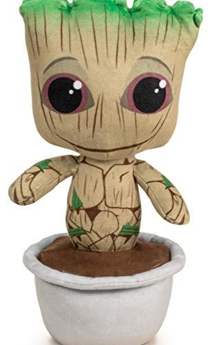 Los Vengadores Guardianes de la Galaxia Peluche Groot Avengers Marvel 30cm