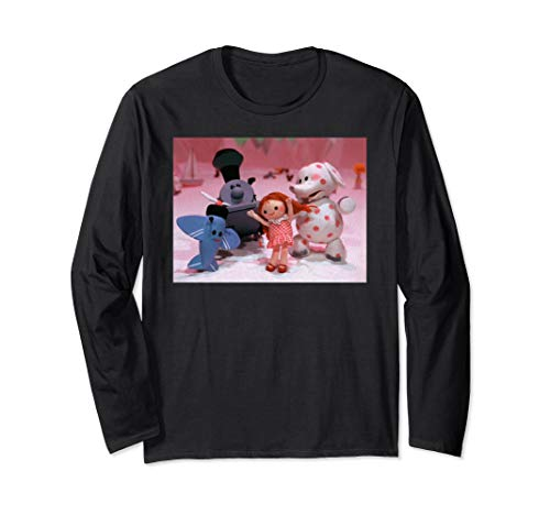 Christmas Special Misfit Toys Song The Island of Misfit Toys Long Sleeve T-Shirt