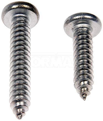 Self Tapping Screws, Stainless Steel, Pan Head