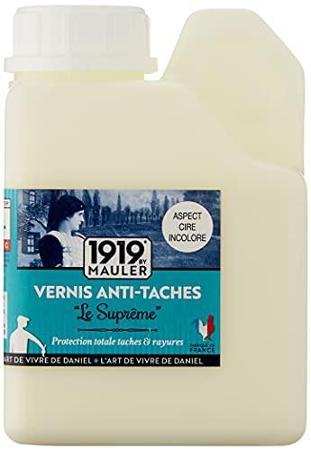 Vernis bois, cuisine & bains - Anti-Tache & sans odeur - 'Le Suprême' 500ml...