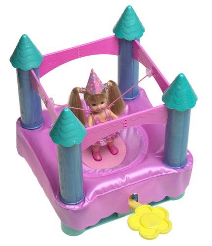 bambola kelly Mattel - BARBIE IL CASTELLO SALTERELLO DI SHELLY 56972