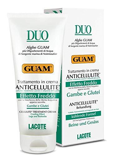 crema anticellulite guam gambe-glutei Duo Crema AntiCellulite Effetto Freddo 200 ml