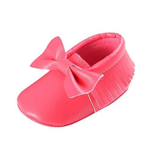 Luckycat Zapatos Bebe Invierno Recién Nacido Niñas Niños Primeros Pasos de Felpa...