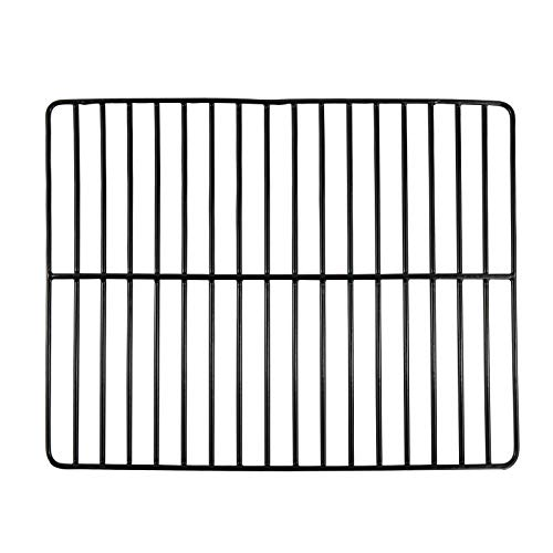 Uniflasy 16.25 lnch Grill Cooking Grate Replacement for Royal Gourmet 30' BBQ Charcoal Grill and Offset Smoker, CC1830SC Model, Porcelain Coating Steel Cooking Grid