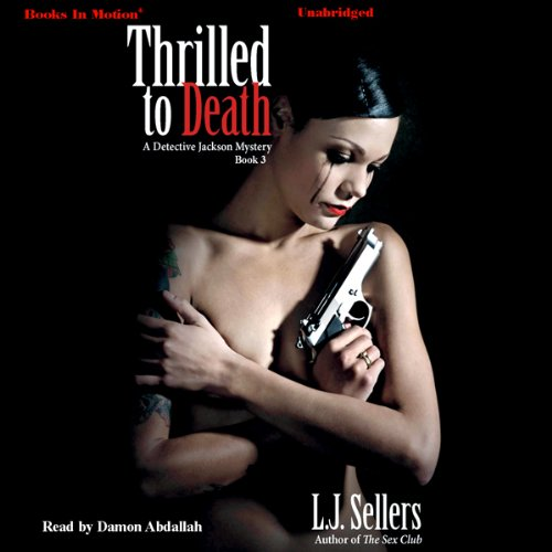 Thrilled to Death audiobook cover art
