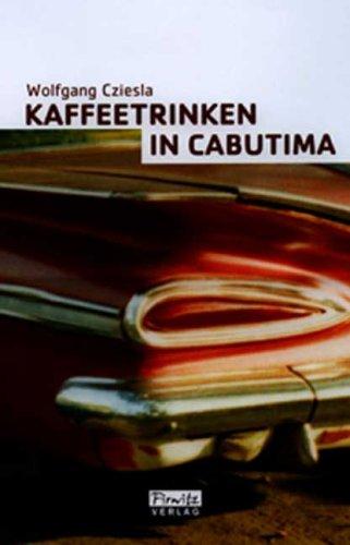 Kaffeetrinken in Cabutima