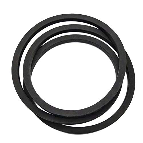 Kuumai Lawn Mower Replacement Drive V Belt 3/8' X33 3/4' for Toro 99-1597, Recycler and Super Recycler